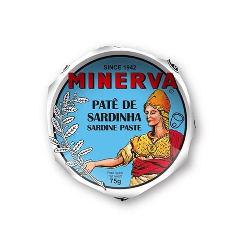 Minerva Pâté de Sardines