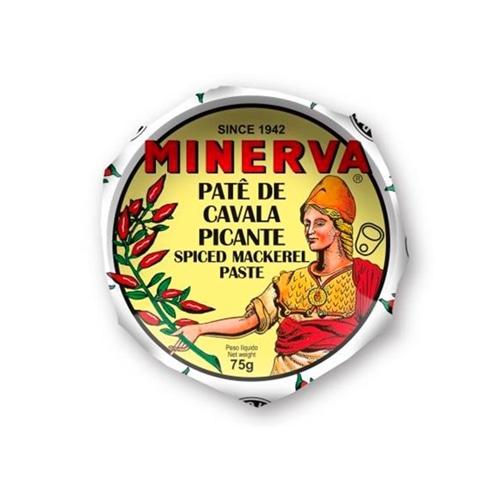 Minerva Pâté Épicé De Maquereau