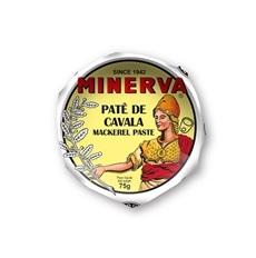 Minerva Pâté De Maquereau