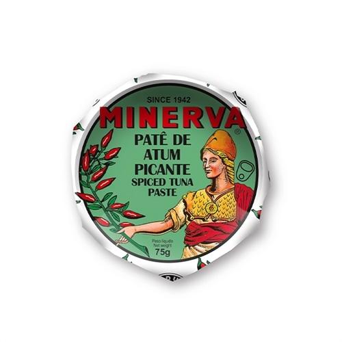 Minerva Paté Di Tonno Piccante