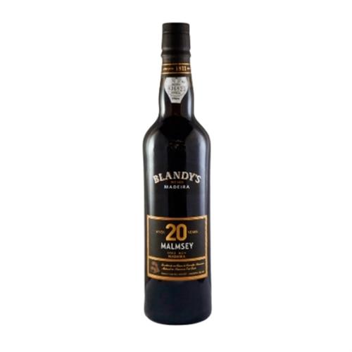 Blandys 20 years Malmsey Madeira