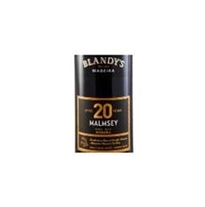 Blandys 20 years Malmsey...