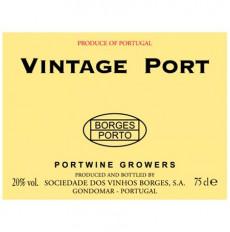Borges Vintage Portwein 2007