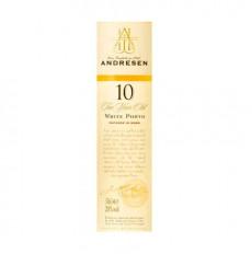 J H Andresen 10 years White Port