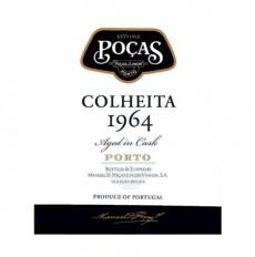Poças Colheita Porto 1964