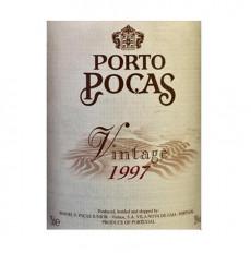 Poças Vintage Port 1997