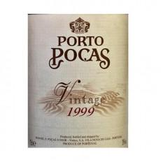 Poças Vintage Port 1999