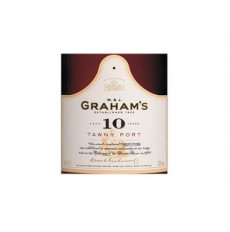 Grahams 10 years old Tawny...