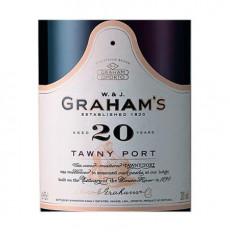 Grahams 20 years Tawny Port