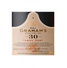 Grahams 30 years old Tawny...