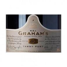 Grahams 40 years Tawny Port
