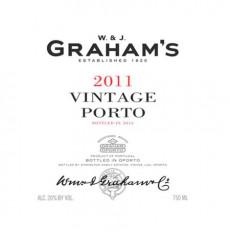 Grahams Vintage Porto 2011