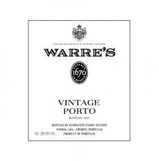Warres Vintage Porto 1980