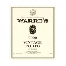 Warres Vintage Portwein 2000