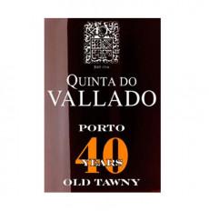 Quinta do Vallado 40 years...