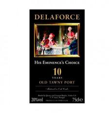 Delaforce His Eminence...