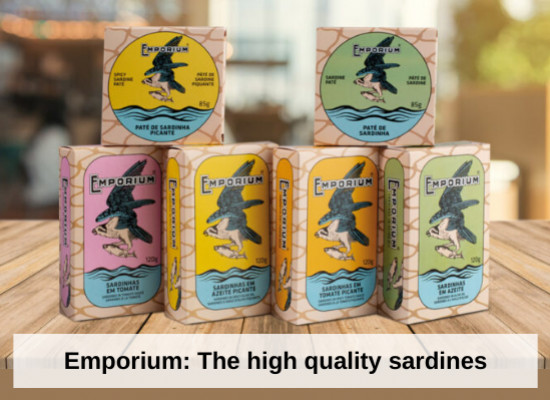 Emporium: The high quality sardines