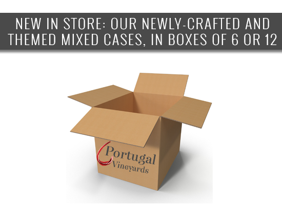 NEW IN STORE: Our newly-crafted and themed mixed cases, in boxes of 6 or 12 bottles