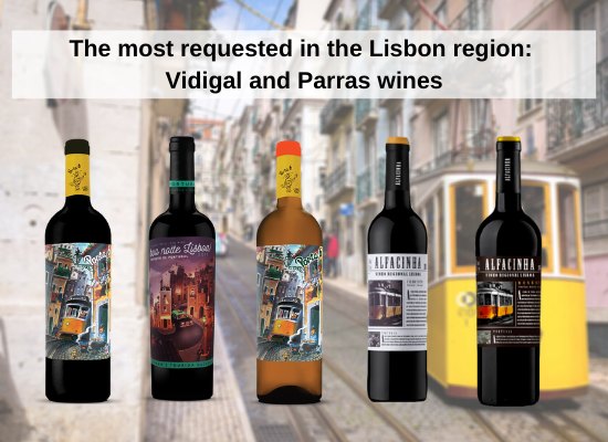 The most requested in the Lisbon region: Vidigal and Parras