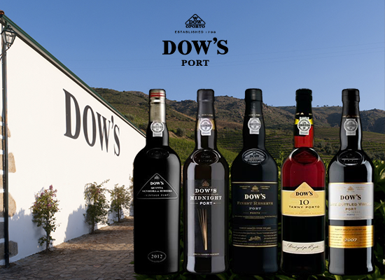 Dow's is the ultimate experience in terms of Port wines. Let's find out why in our House of Port