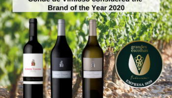 Conde de Vimioso considered the Brand of the Year 2020