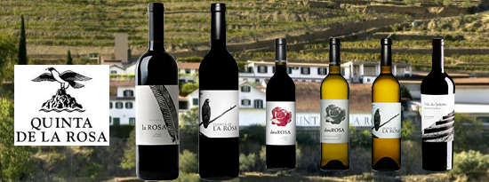 Find out why the Quinta de la Rosa 2011 red wines are receiving great reviews