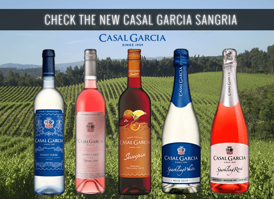 The Casal Garcia family has a new member, the Portuguese Sangria. Check it now