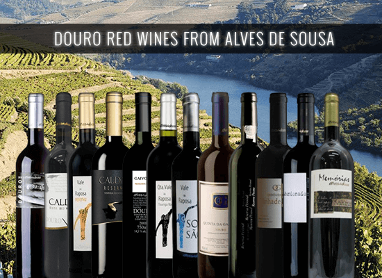 Discover the amazing Douro red wines from Alves de Sousa and enjoy our discount opportunity
