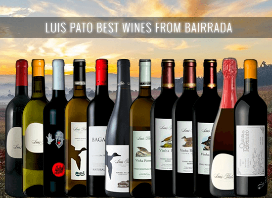 HIGHLY RECOMMENDED: The Luis Pato wines, born and raised in unique Bairrada terroirs