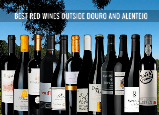 Our quest for the perfect red wine outside the mainstream regions of Douro and Alentejo