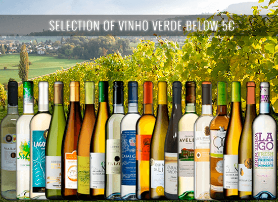 Our selection of white wines below € 5 for the upcoming summer days
