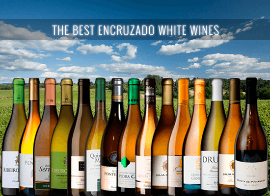 HIGHLY RECOMMENDED: A selection of some of the best Encruzado wines, probably the most elegant white grape variety
