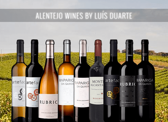 NEW IN STORE: The Alentejo wines Artefato, part of the personal project of the winemaker Luís Duarte