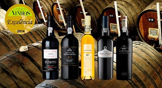 We have the Port Wines of the year in our House of Port