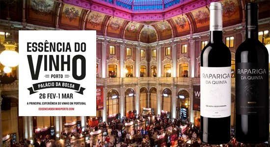 This week in Oporto more than 3000 wines from 350 producers in the event Essência do Vinho