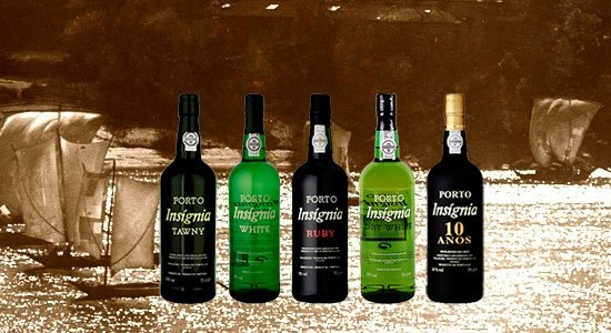 The Insignia Port Wines from Vallegre are the Star in our House of Port
