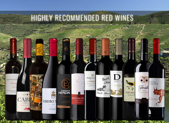 HIGHLY RECOMMENDED: 12 Red Wines in the medium price range (€4 - €7) that you can't resist
