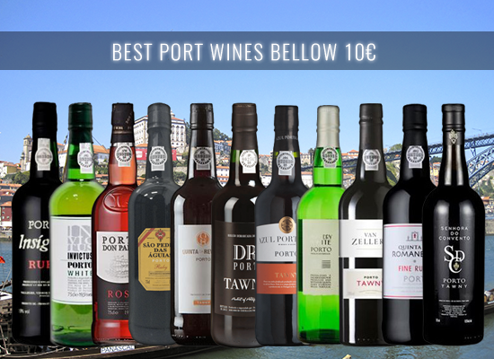 12 Port Wines you can't miss: Cheap in price and great in style
