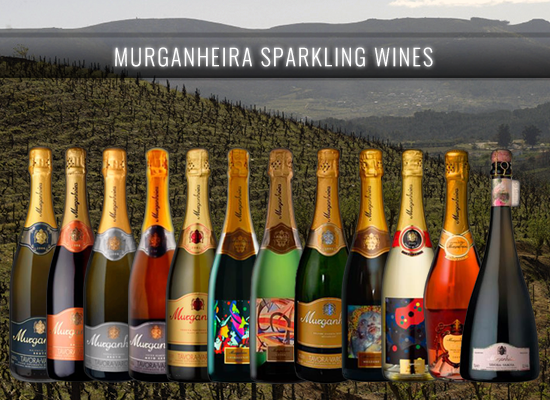 The Murganheira wines can rival with any other champagne in the world