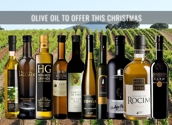 A Christmas advice: The extra virgin olive oil can be the perfect gift for those who prefer healthy products