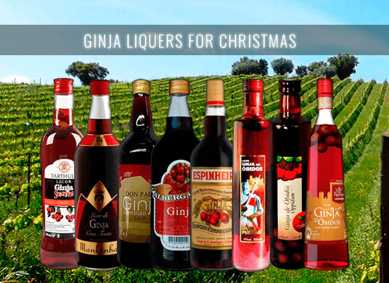 A Christmas advice: Ginja liqueurs are the best way to think different during this season