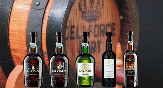 We are exploring the Delaforce Port Wines in our House of Port
