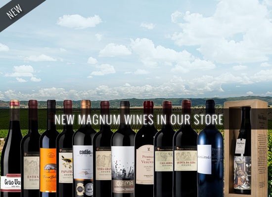 NEW IN STORE: Magnum bottles of some of the best wines