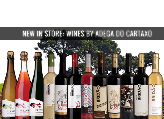 NEW IN STORE: Adega do Cartaxo's wines in promotion