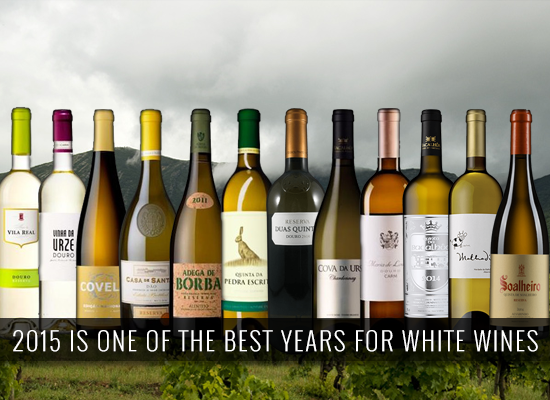 2015 is one of the best years for white wine
