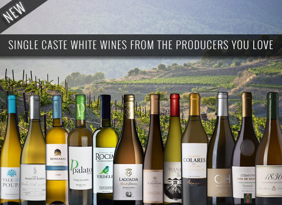NEW IN STORE: Single-caste white wines from the producers you love