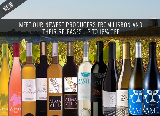 NEW IN STORE: Meet our newest producers from Lisbon and their releases up to 18% off