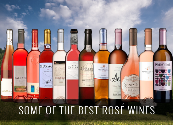 Some of the best Rosé wines