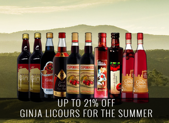 UP TO 21% OFF: Ginja Licours for the Summer