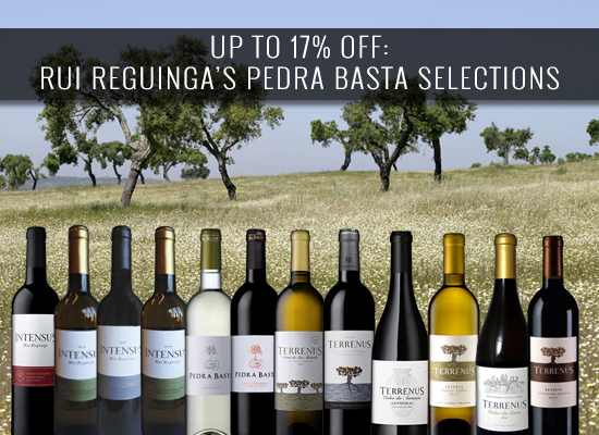 UP TO 17% OFF: Rui Reguinga's Pedra Basta selections